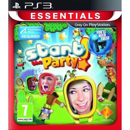 Зажигай! Start the Party! Русский язык, Sony PlayStation 3, приключения