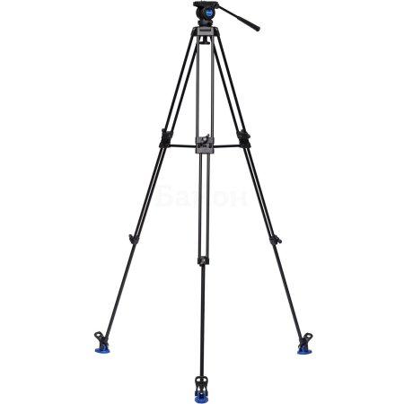 Benro KH26NL Черный, Для видеокамер, Трипод - напольный (тренога) Черный, Для видеокамер, Трипод - напольный (тренога)