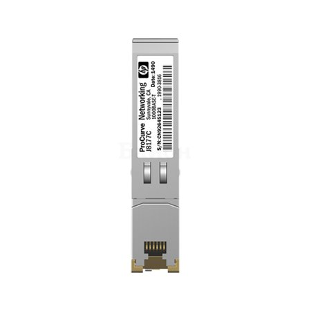 HPE HP X120 1G SFP RJ45 T Transceiver