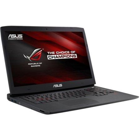 """Asus ROG G751JY-T7448T 17.3"""", Intel Core i7, 2000МГц, 24576 Мб RAM, 1Тб, Черный, Wi-Fi, Windows 10, Bluetooth"""