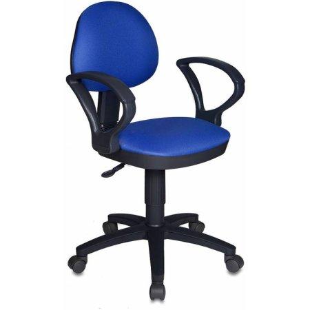 Кресло Бюрократ CH-G318AXN/15-44 ярко-синий 15-44 пластик серый