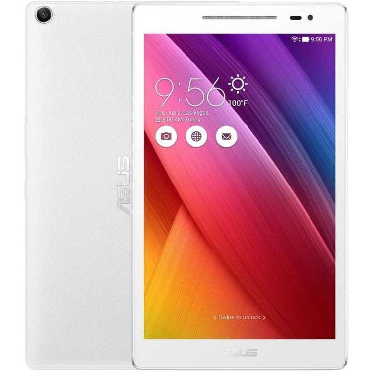 ASUS ZenPad C Z170CG-1B019A Белый, 16Гб