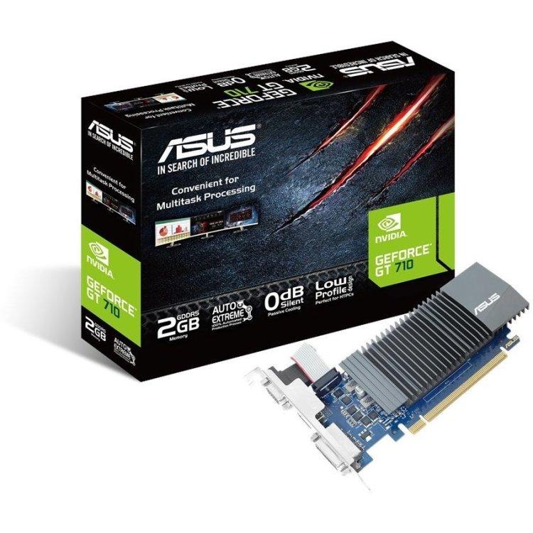 Купить Asus Nvidia GeForce GT 710 Series в интернет магазине бытовой техники и электроники