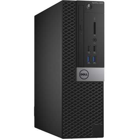 Dell OptiPlex 3040-9914 SFF, 3200МГц, 4Гб, Intel Core i5, 500Гб, Windows 7 Pro +W10Pro