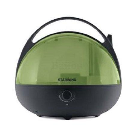 Starwind SHC3415 Зеленый, 25кв.м, увлажнение воздуха