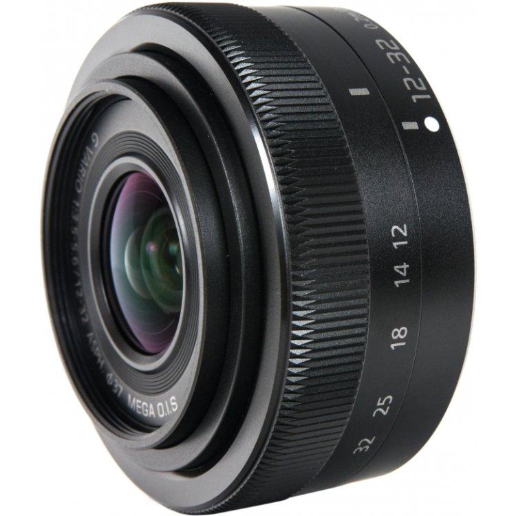 Panasonic Lumix 12-32mm f/3.5-5.6 Aspherical O.I.S. Широкоугольный, Micro 4/3