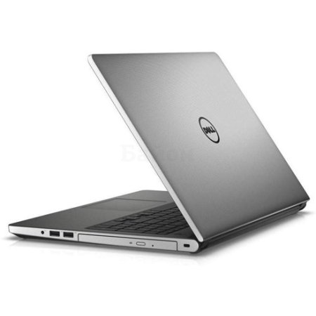 "Dell Inspiron 5559-9372 15.6"", Intel Core i5, 2300МГц, 8Гб RAM, 1Тб, Серебристый, Wi-Fi, Windows 10, Bluetooth"