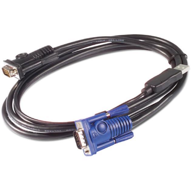 APC by Schneider Electric APC KVM USB Cable - 6 ft (1.8 m)