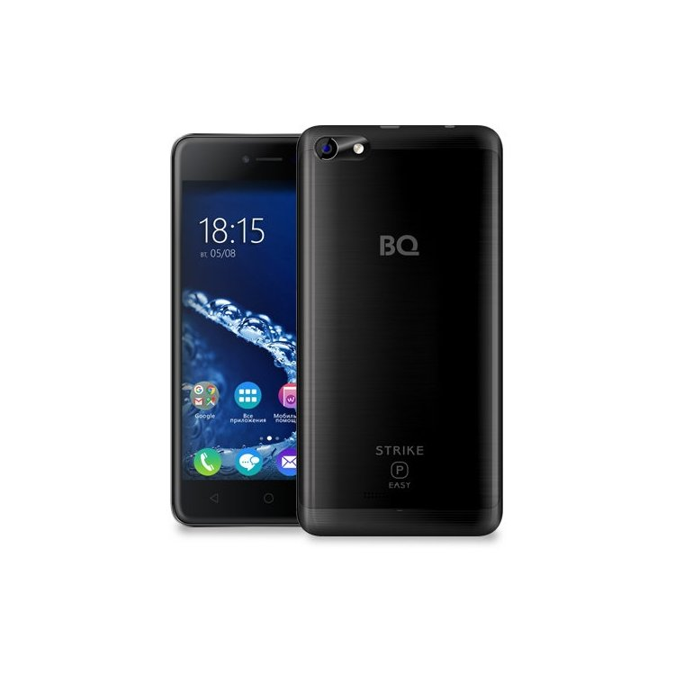 BQ 5058 Strike Power Easy Черный