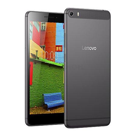 Lenovo Phab Plus Wi-Fi и 3G/ LTE, Серый, Wi-Fi, 32Гб