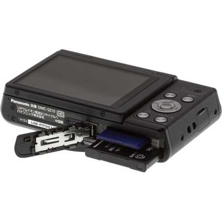 Panasonic Lumix DMC-SZ10 Черный, 16