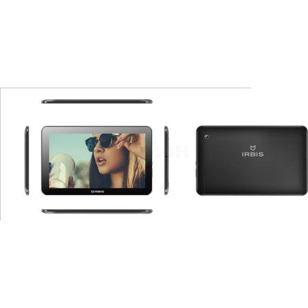 Irbis TZ18 Wi-Fi и 3G, Черный, 8Гб