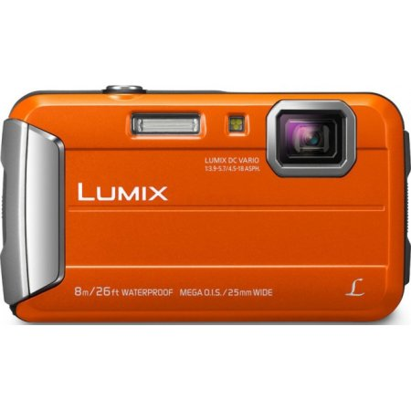 Panasonic Lumix DMC-FT30 Оранжевый, 16.6