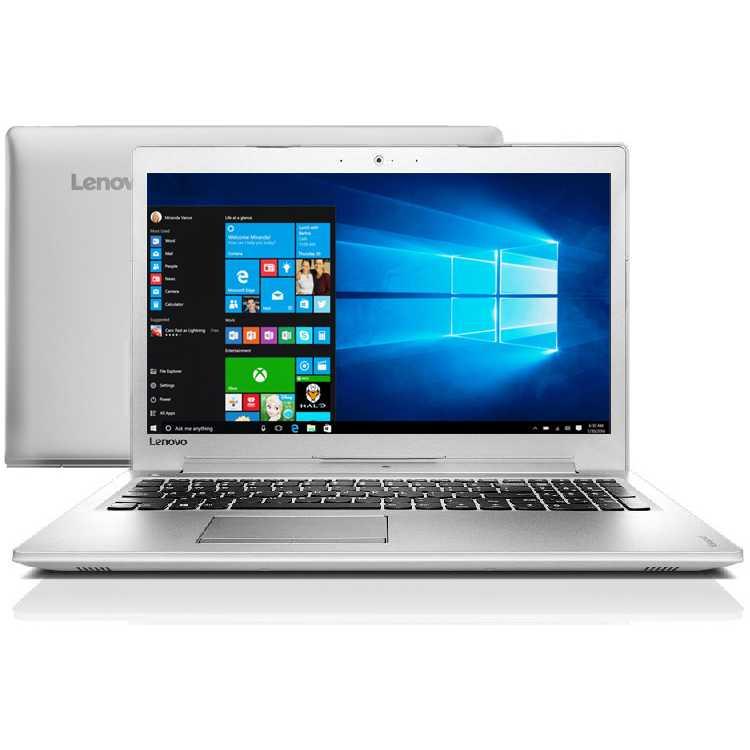 "Lenovo IdeaPad 510-15IKB 15.6"", Intel Core i5, 2500МГц, 8Гб RAM, 256Гб, Windows 10 Домашняя"