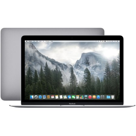 Apple MacBook Серый