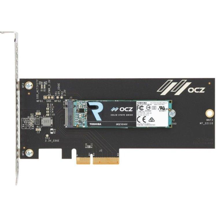 Купить Toshiba OCZ RVD400-M22280 в интернет магазине бытовой техники и электроники