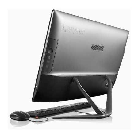 Lenovo IdeaCenter AIO 300 нет, Черный, 4Гб, 500Гб