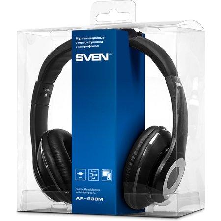 Sven AP-930M Черный