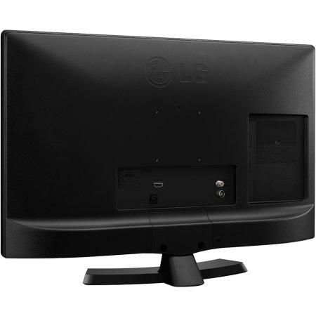 """LG 20MT48VF-PZ 20"""", Черный, 1366x768, без Wi-Fi, Вход HDMI"""