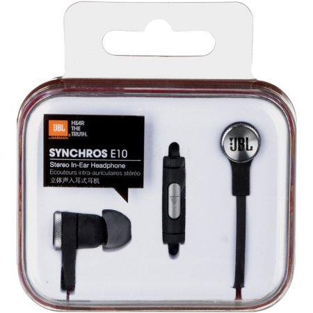 JBL Synchros E10 черный