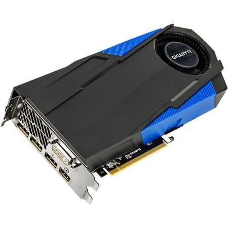 GIGABYTE GeForce GTX 970 PCI-E 16x 3.0, 4096Мб, GDDR5