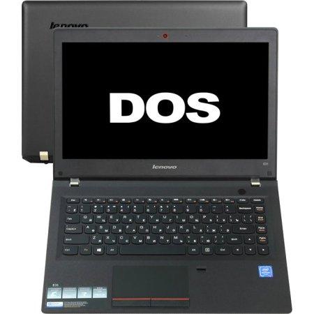 "Lenovo E31-80 80MX00WGRK 13.3"", Intel Pentium, 2100МГц, 4Гб RAM, DVD нет, 500Гб, Черный, Wi-Fi, DOS, Bluetooth"