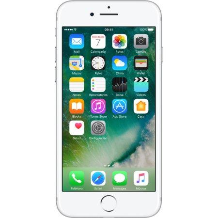 Apple iPhone 7 Серебристый, 256 Гб