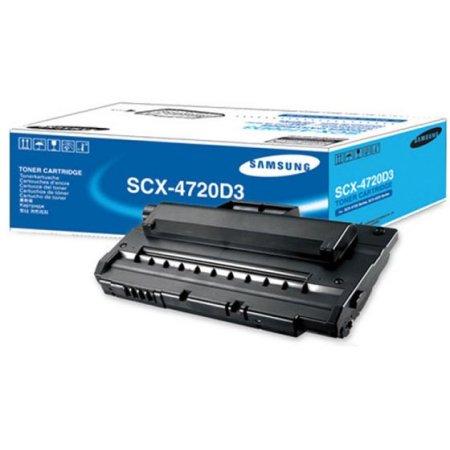 Samsung SCX-4720D3/SEE Черный, Картридж лазерный, Стандартная, нет