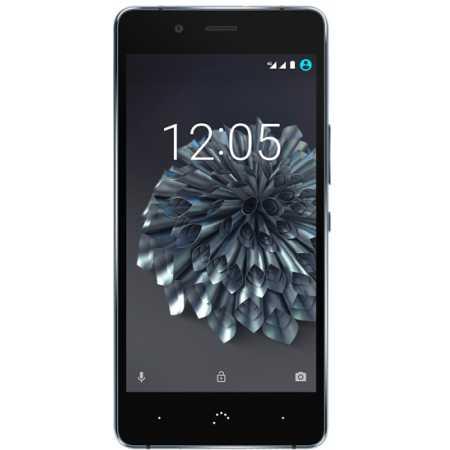 BQ Aquaris X5 Plus 16Гб, черный\серый