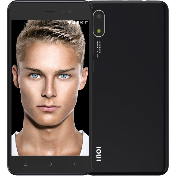 INOI 2 Lite 2021 16Gb Black