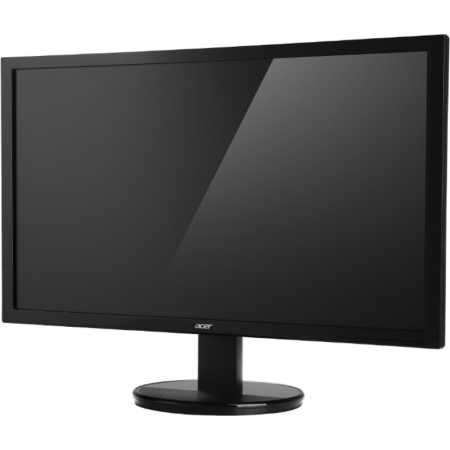 """Acer K222HQLCbid 21.5"""", Черный, TFT IPS, 1920x1080, Full HD, HDMI, DVI"""
