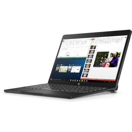 "Dell XPS 12 Ultrabook 12.5"", Intel Core M5, 1100МГц, 8Гб RAM, 256Гб, Черный, Wi-Fi, Windows 10, Bluetooth"