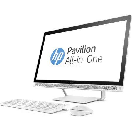 HP Pavilion 27-a170ur нет, Белый, 8Гб, 2000Гб, Windows, Intel Core i7
