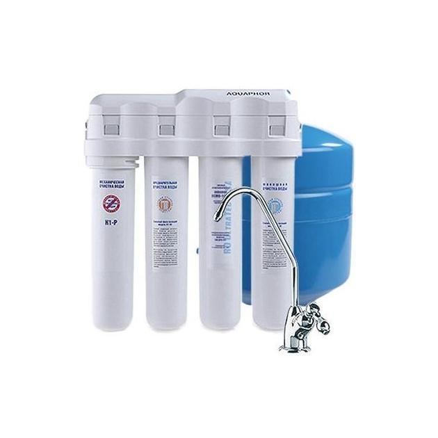 Водоочиститель Аквафор ОСМО-Кристалл 100 исполнение 4 10л. от Байон