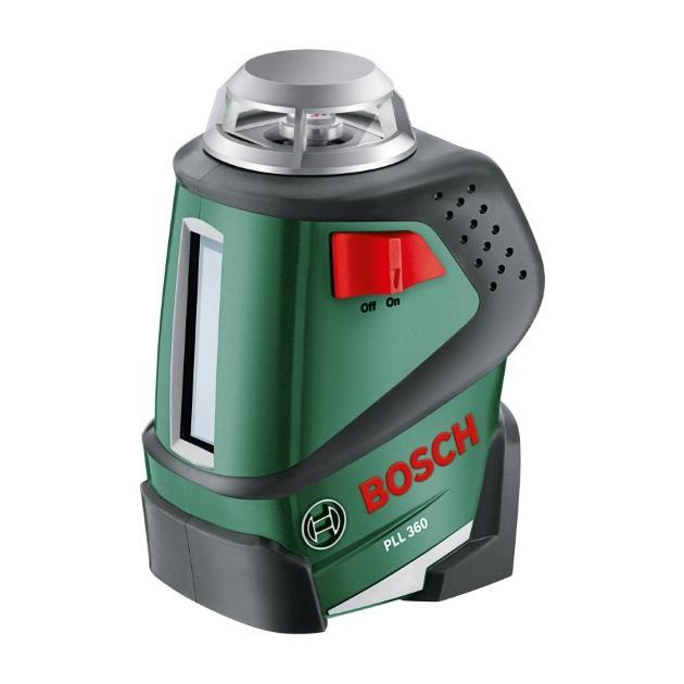 Лазерный нивелир Bosch PLL 360 SET + штатив от Байон