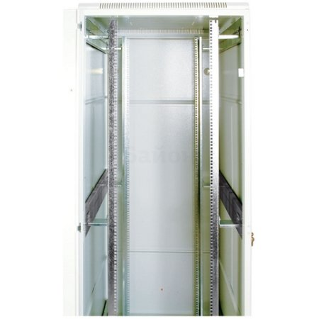 ЦМО Шкаф телекоммуникационный напольный 42U (800x800) дверь перфорированная (3 места), [ ШТК-М-42.8.8-4ААА ]