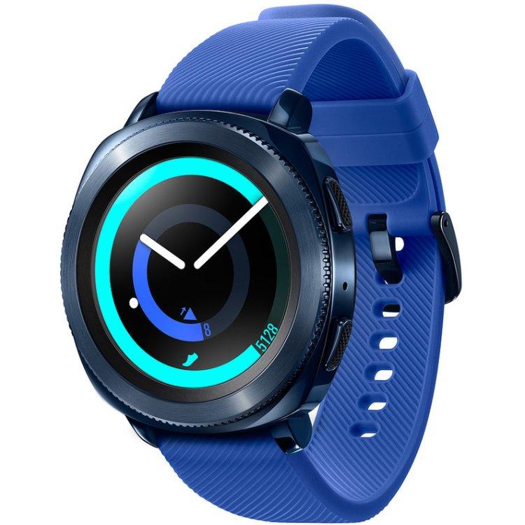 Купить Samsung Gear Sport в интернет магазине бытовой техники и электроники