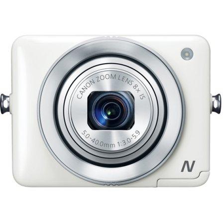 Canon PowerShot N Белый, 12.8
