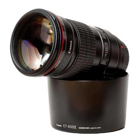Canon EF 200 mm f/2.8 L II USM Телеобъектив, Canon EF, Совместимость с полнокадровыми фотоаппаратами