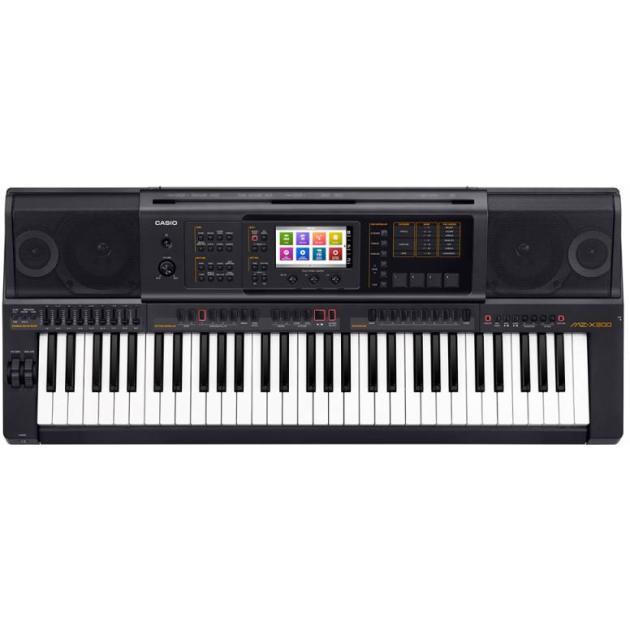 Casio Синтезатор Casio MZ-X300 61клав. черный