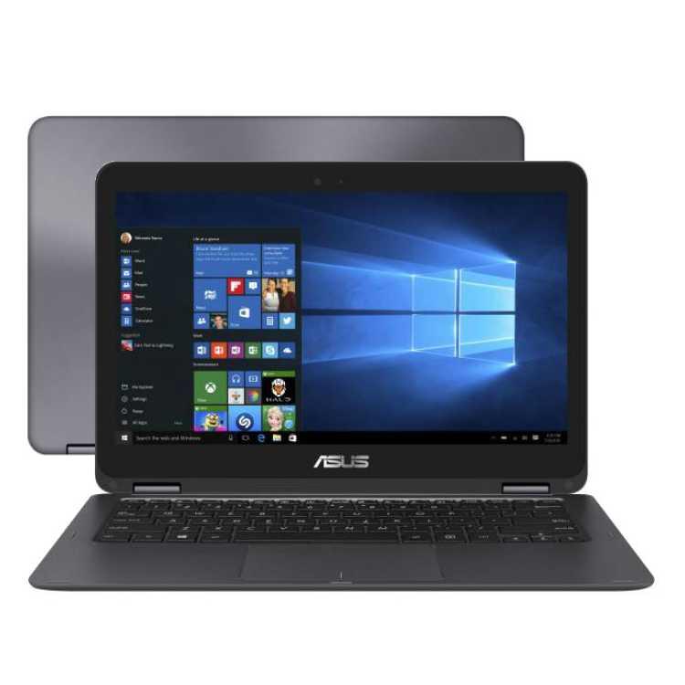 "ASUS Zenbook Flip UX360CA-C4112TS 13.3"", Intel Core M5, 2700МГц, 8Гб RAM, 256Гб, Wi-Fi, Windows 10, Bluetooth, DVD Нет"