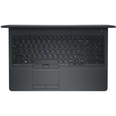 "Dell Latitude E5570-9686 15.6"", Intel Core i5, 2.3МГц, 8Гб RAM, DVD нет, 256Гб, Черный, Wi-Fi, Windows 7, Bluetooth"