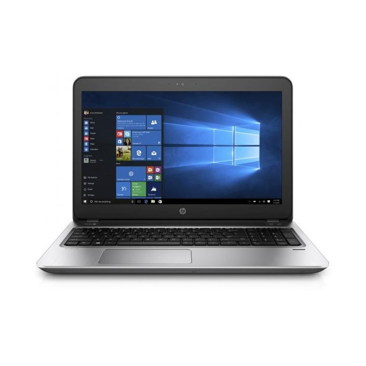 "HP Probook 450 G4 15.6"", Intel Core i7, 2700МГц, 8Гб RAM, DVD-RW, 256Гб, Wi-Fi, Windows 10 Pro, Bluetooth"