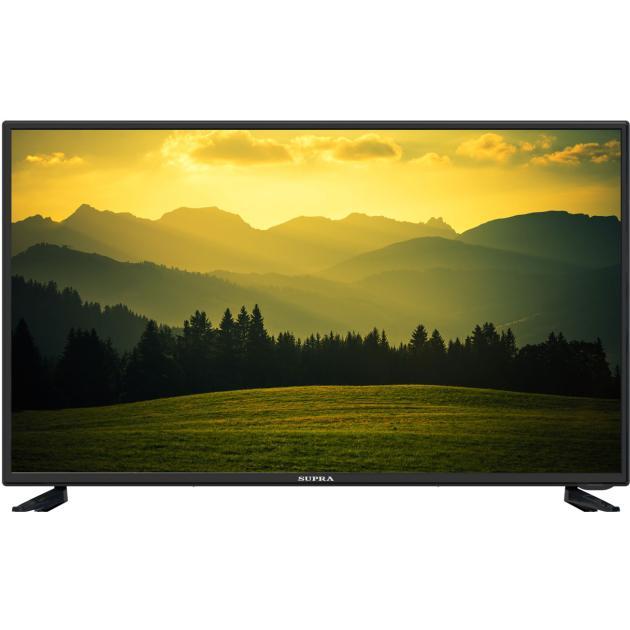 "Supra STV-LC50T560FL 49"", Черный, 1920x1080, без Wi-Fi, Вход HDMI"