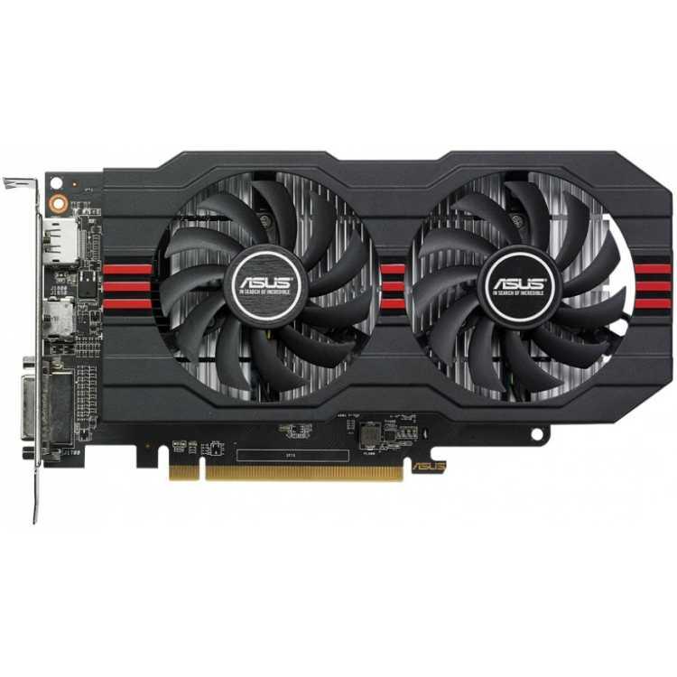 Asus Radeon RX560-4G Ret 2048Мб