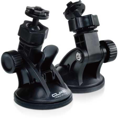 "Intuitive CUBE X-Guard Suction Mount, крепления на стекло/торпедо Черный, 6"""