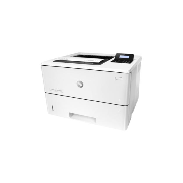 HP LaserJet Pro M501dn Лазерный  светодиодный, Белый, Черно-белая, А4