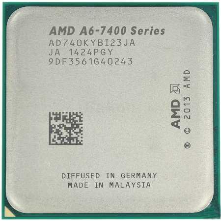 AMD A6-7400K 2 ядра, 3500МГц, OEM