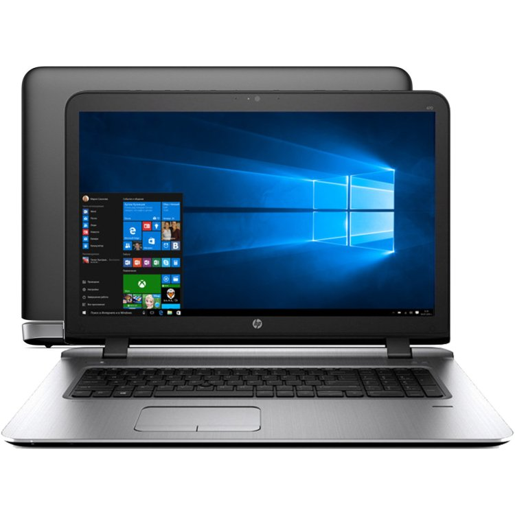 "HP ProBook 470 G3 17.3"", Intel Core i5, 2300МГц, 8Гб RAM, DVD-RW, 1Тб, Windows 10 Pro, Windows 7, Wi-Fi, Bluetooth"