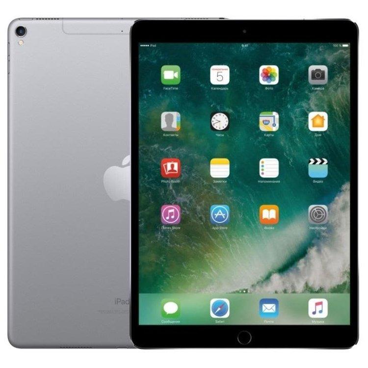 "Apple iPad Pro 10.5"" Wi-Fi + Cellular 64Gb Серебристый Wi-Fi и 3G/ LTE, 64Гб"